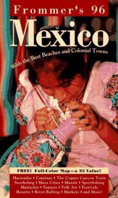 Frommer's Mexico, 1996