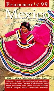 Frommer's Mexico [With Full-Color Fold-Out]