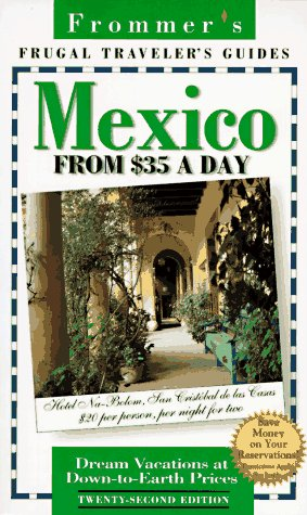 Frommer's Mexico on $35 a Day