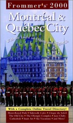 Frommer's Montral & Qubec City 2000