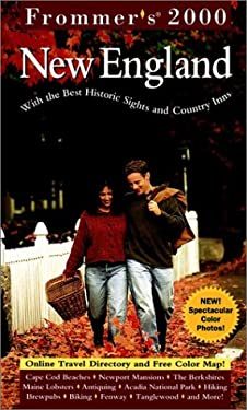 Frommer's New England 2000