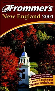 Frommer's New England [With Folded]
