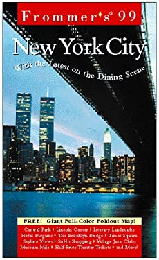 Frommer's New York City [With Giant Full-Color Foldout]