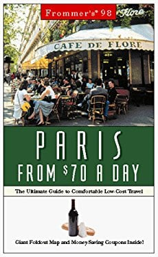 Frommer's Paris from $70 a Day