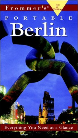 Frommer's Portable Berlin