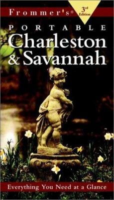 Frommer's Portable Charleston & Savannah