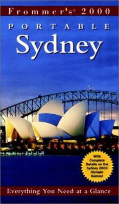 Frommer's Portable Sydney 2000