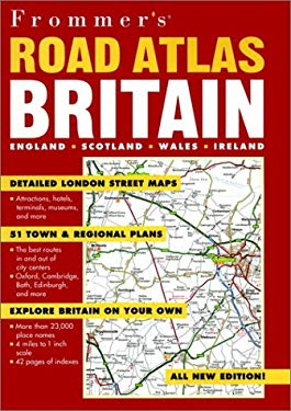Frommer's Road Atlas, Britain