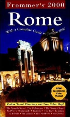 Frommer's 2000 Rome