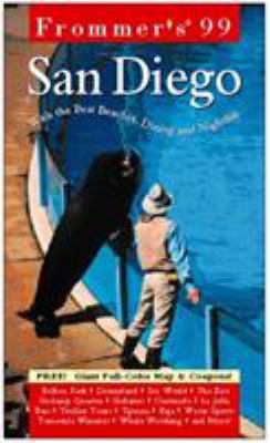 Frommer's San Diego [With Giant Full-Color Foldout]