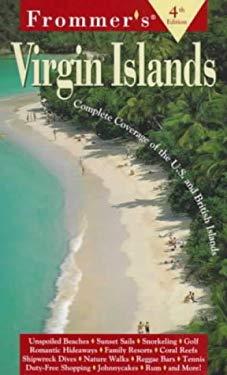 Frommer's Virgin Islands: Complete Coverage of the U.S. and British Islands