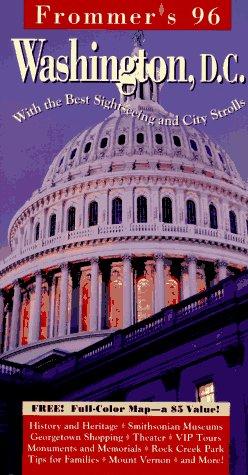 Frommer's Washington D.C., 1996