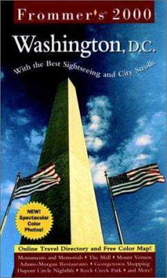 Frommer's Washington, D.C. 2000