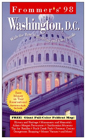 Frommer's Washington, D.C. [With Free]