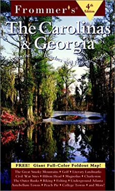Frommer's the Carolinas & Georgia [With Folded]