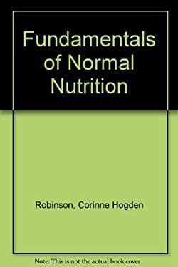 Fundamentals of Normal Nutrition