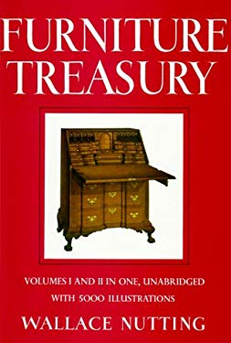 Furniture Treasures, Vol. 1 and 2 9780025909809