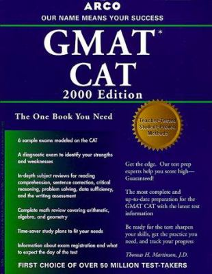 GMAT CAT: Graduate Management Admission Test: Everything You Need to Know to Score High on the