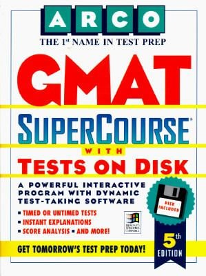 GMAT Supercourse, with Interactive Software