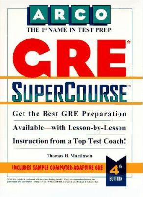GRE Supercourse