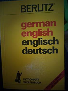 German-English, English-German Dictionary