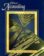 Glencoe Accounting First Year Course: Concepts/Procedures/Applicatons