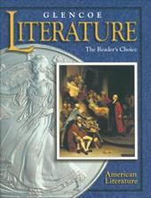 Glencoe Literature: The Reader's Choice: American Literature
