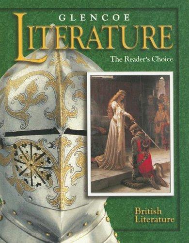 Glencoe Literature: The Reader's Choice: British Literature