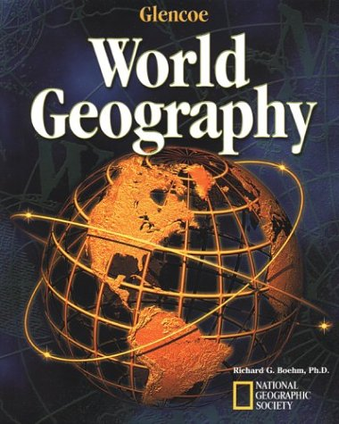 Glencoe World Geography, Student Edition 9780026641739