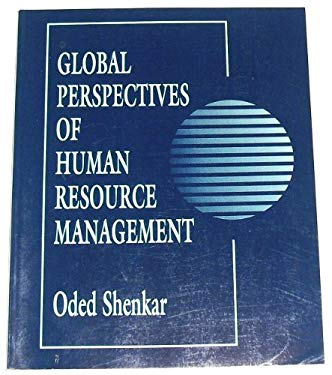 Global Perspectives of Human Resource Management: Collected Readings