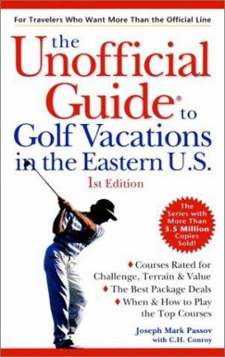 Golf Vacations in the Eastern U.S.
