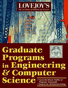 Graduate Programs in Engineering & Computer Science 9780028613178
