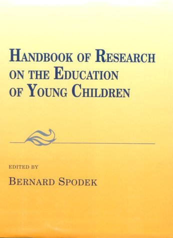 Handbook of Research on the Education of Young Children 9780028974057