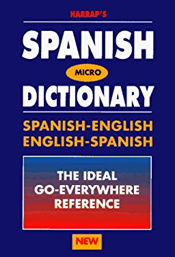 Harrap's Spanich Micro Dictionary