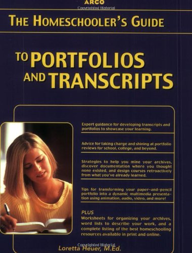 Homeschooler's Guide to Transcipts and P [With CDROM] 9780028637389