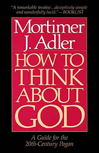 How to Think about God: A Guide for the 20th-Century Pagan 9780020160229