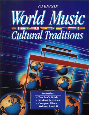 Human Heritage, World Music: Cultural Traditions, CD