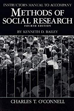 Instructor's Manual to Accompany Methods of Social Research