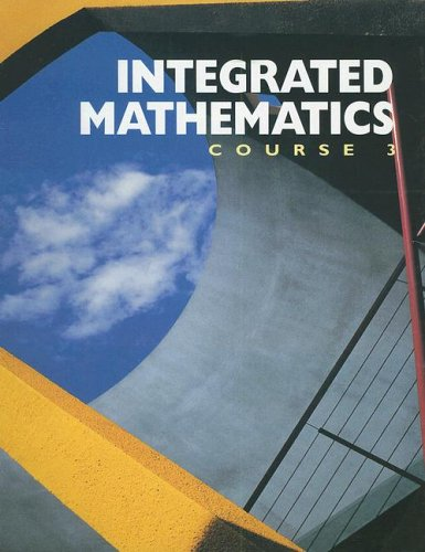 Integrated Mathematics