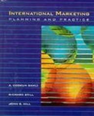 International Marketing: Planning & Practice