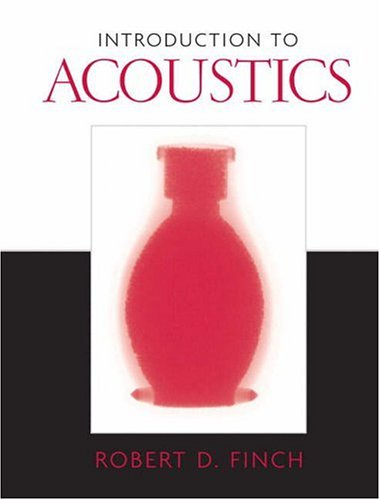 Introduction to Acoustics