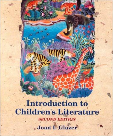 Introduction to Children's Literature