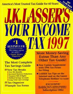 J. K. Lasser's Your Income Tax, 1997
