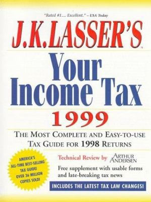 J. K. Lasser's Your Income Tax