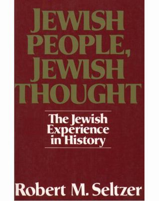 Jewish People, Jewish Thought 9780024089403