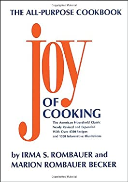 Joy of Cooking - 1975 9780026045704