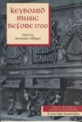 Keyboard Music Before 1700