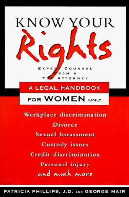 Know Your Rights: A Legal Handbook for Women Only