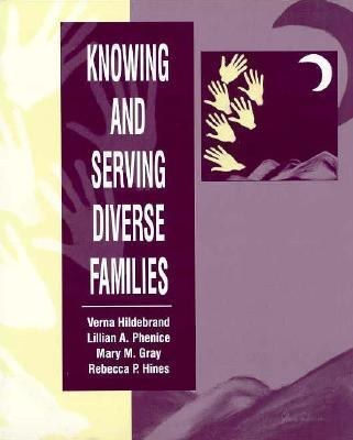 Knowing and Serving Diverse Families 9780023545375