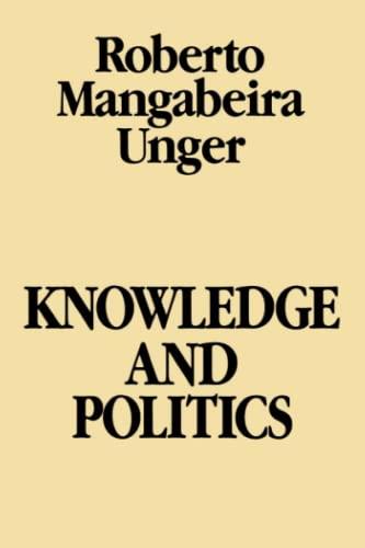 Knowledge & Politics 9780029328705
